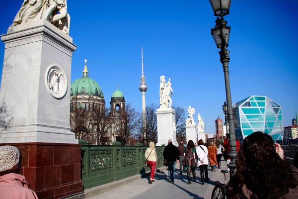 Schlossbrücke - Berlin - Fui e Vou Voltar - Alessandro Paiva