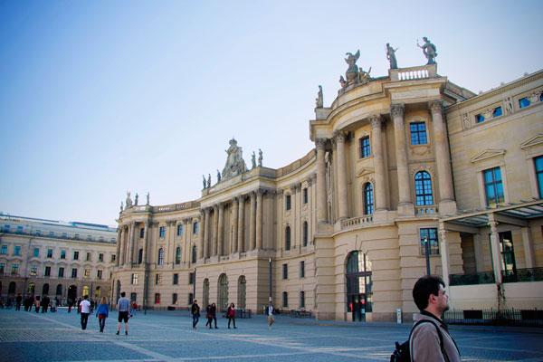 Bebelplatz - Berlin - Fui e Vou Voltar - Alessandro Paiva