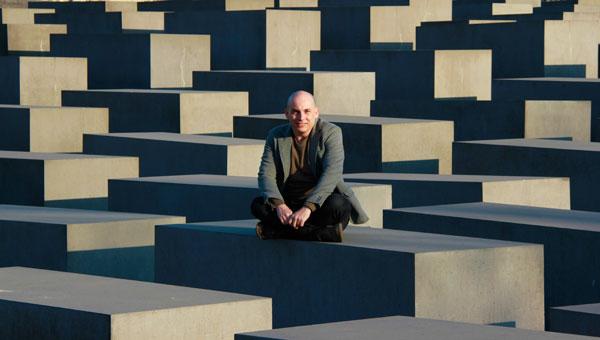 Holocaust-Mahnmal - Berlin - Fui e Vou Voltar - Alessandro Paiva