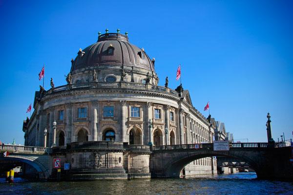 Bode Museum - Berlin - Fui e Vou Voltar - Alessandro Paiva