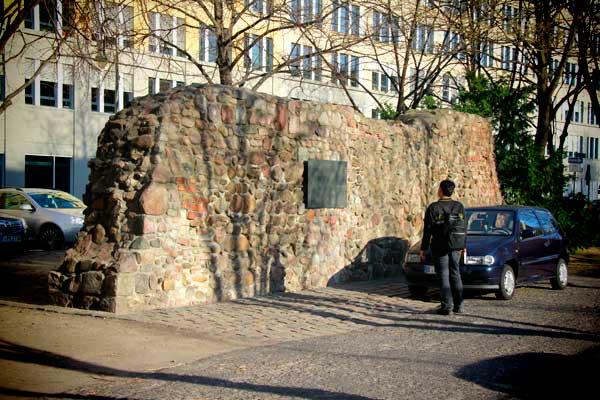 Stadtmauer - Berlin - Fui e Vou Voltar - Alessandro Paiva