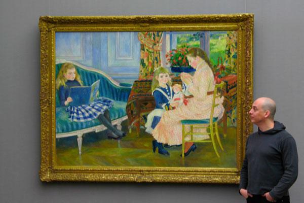 Renoir - Berlin Fui e Vou Voltar - Alessandro Paiva