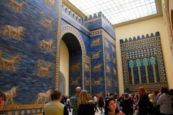 Porta de Ishtar - Berlin - Fui e Vou Voltar - Alessandro Paiva