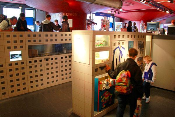 DDR Museum - Berlin - Fui e Vou Voltar - Alessandro Paiva