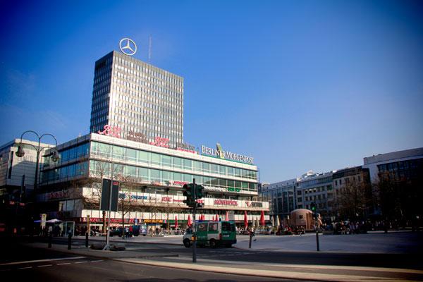 Europa-Center - Berlin - Fui e Vou Voltar - Alessandro Paiva