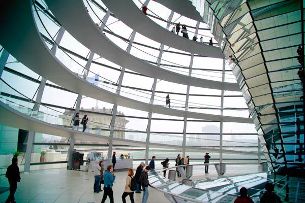 Reichstag - Berlin - Fui e Vou Voltar - Alessandro Paiva