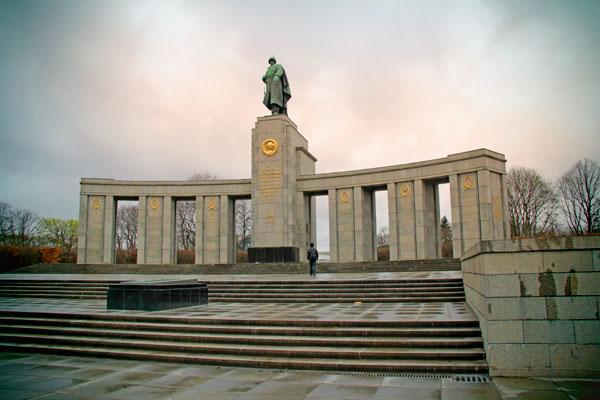 Tiergarten - Berlin - Fui e Vou Voltar - Alessandro Paiva
