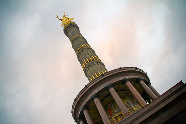 Siegessäule - Berlin - Fui e Vou Voltar - Alessandro Paiva
