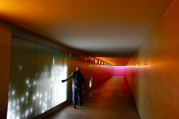 Passagem para o Siegessäule - Berlin - Fui e Vou Voltar - Alessandro Paiva