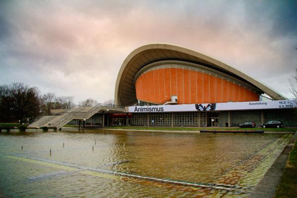 Haus der Kulturen der Welt - Berlin - Fui e Vou Voltar - Alessandro Paiva