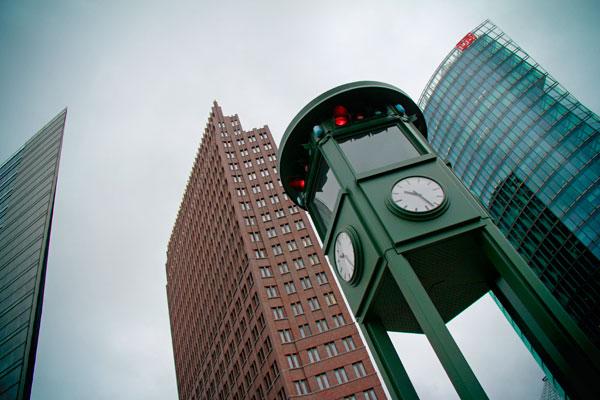 Potsdamer Platz - Berlin - Fui e Vou Voltar - Alessandro Paiva