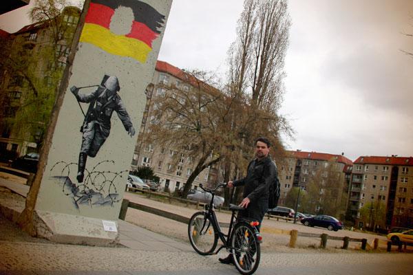 Bunker de Hitler - Berlin - Fui e Vou Voltar - Alessandro Paiva