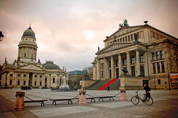 Gendarmenmarkt - Berlin - Fui e Vou Voltar - Alessandro Paiva