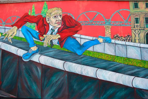 O Saltador do Mundo - Berlin - Fui e Vou Voltar - Alessandro Paiva