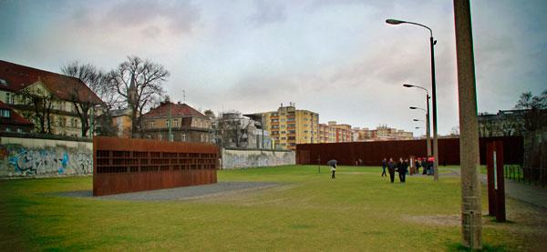 Gedenkstätte Berliner Mauer - Berlin - Fui e Vou Voltar - Alessandro Paiva