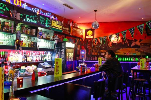 Bar I Mog Di - Berlin - Fui e Vou Voltar - Alessandro Paiva