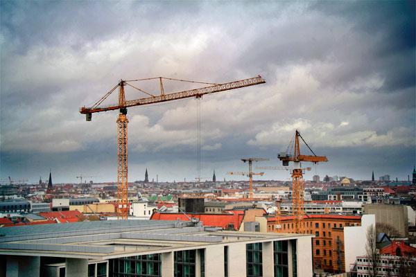 Berlim em obras - Berlin - Fui e Vou Voltar - Alessandro Paiva