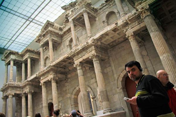 Portas do Mercado de Mileto  - Berlin - Fui e Vou Voltar - Alessandro Paiva
