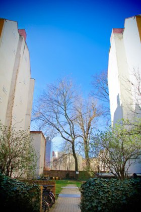 Casa que Falta - Berlin - Fui e Vou Voltar - Alessandro Paiva