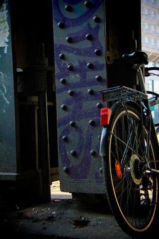 Bicicleta - Berlin - Fui e Vou Voltar - Alessandro Paiva