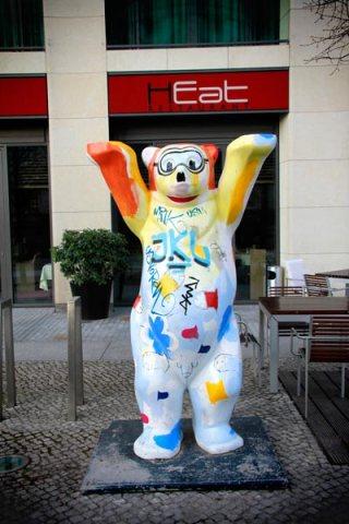 Urso - Berlin - Fui e Vou Voltar - Alessandro Paiva