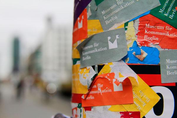 Poste - Berlin - Fui e Vou Voltar - Alessandro Paiva