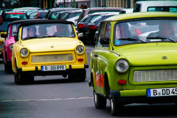 Trabant - Berlin - Fui e Vou Voltar - Alessandro Paiva