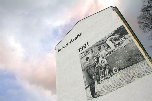 Ackerstrasse - Berlin - Fui e Vou Voltar - Alessandro Paiva