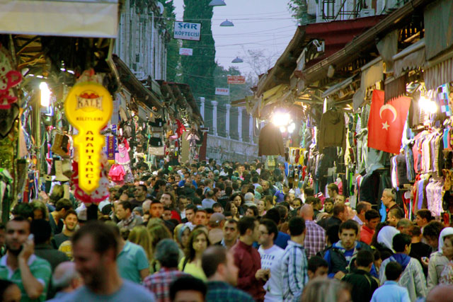 Çadırcılar Caddesi - Istanbul - Fui e Vou Voltar - Alessandro Paiva
