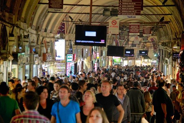 Grand Bazaar - Istanbul - Fui e Vou Voltar - Alessandro Paiva