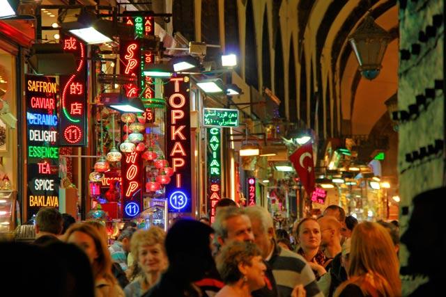Bazar Egípcio - Istanbul - Fui e Vou Voltar - Alessandro Paiva