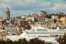 Istambul vista do Topkapi