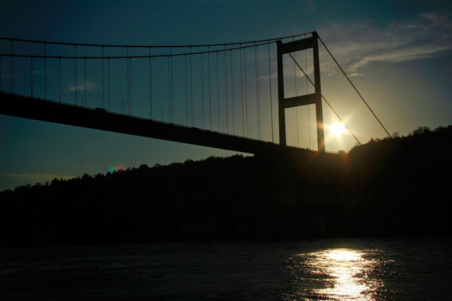 Ponte Fatih Sultão Mehmet