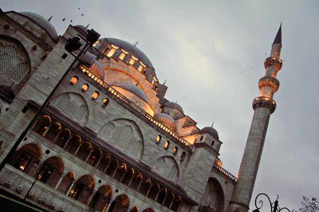 Mesquita de Süleymanyie