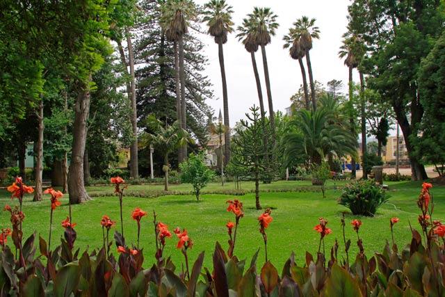 Jardim da Quinta Vergara