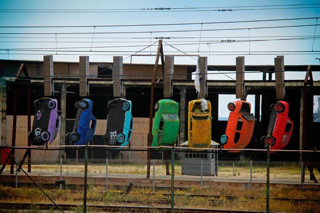 Varal de carros