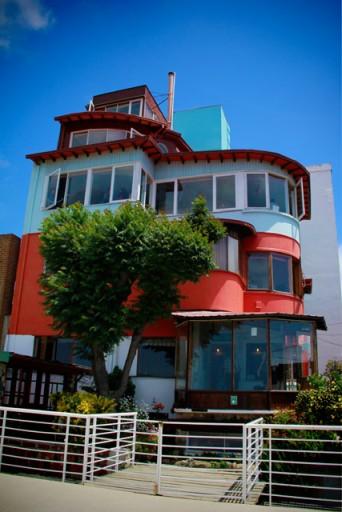 La Sebastiana, a casa de Pablo Neruda em Valparaíso