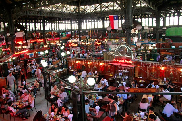 Mercado Central de Santiago