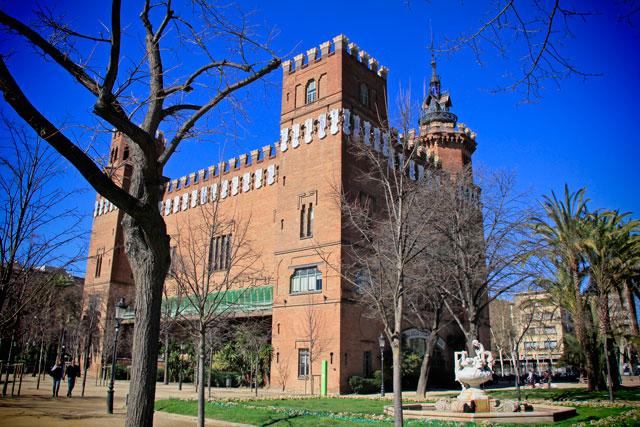 Castillo de los Tres Dragones (Museu de Zoologia de Barcelona)