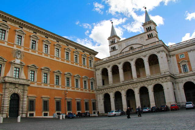 Basílica San Giovanni in Laterano