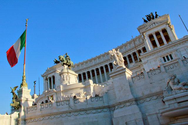 Monumento em homenagem a Vittorio Emanuele II