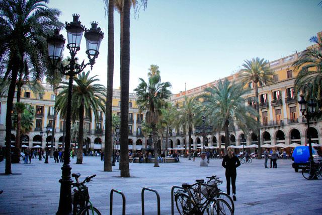 Plaça Reial (Praça Real)