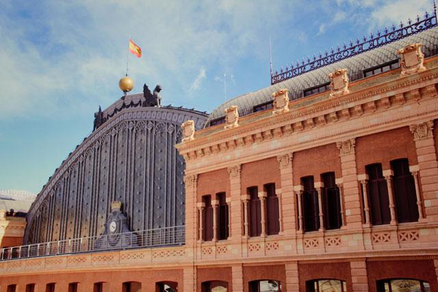 Estação ferroviária Madrid-Puerta de Atocha