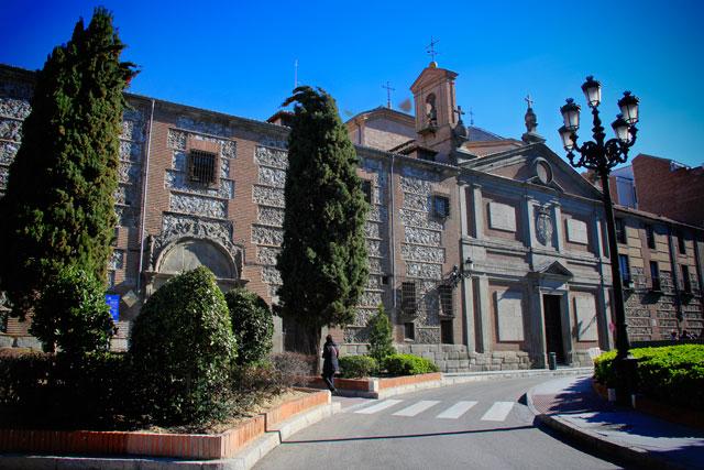 Monasterio de las Deslcalzas Reales