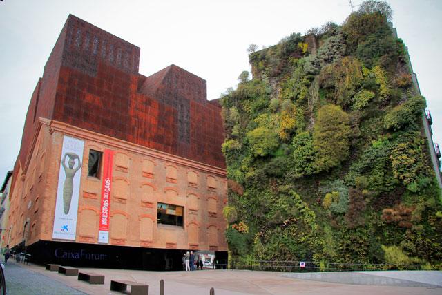 CaixaForum Madri