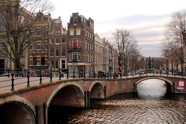 Canal Prinsengracht
