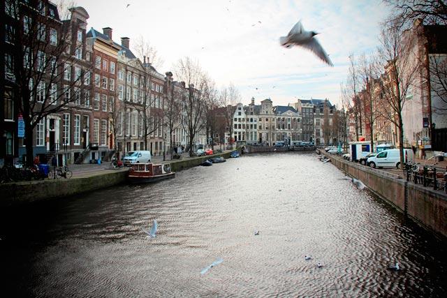 Canal de Herengracht