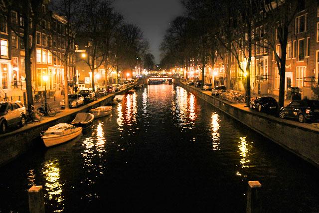 Canal Leidsegracht