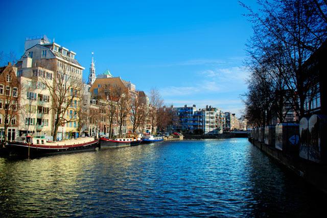 Canal de Zwanenburgwal