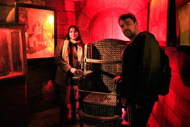 Museu da Tortura Medieval de Amsterdam